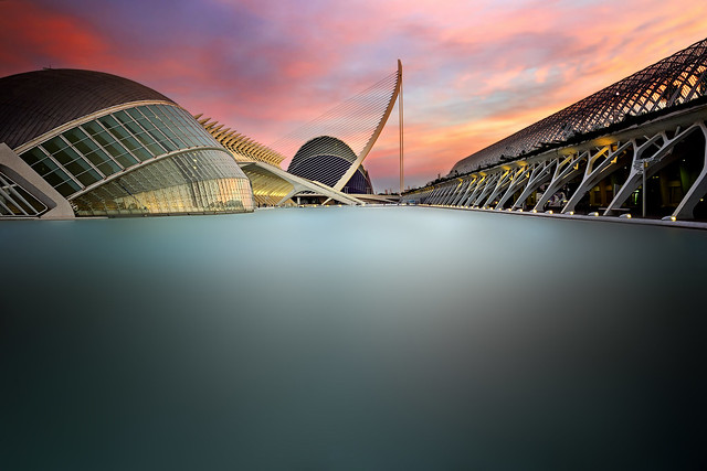 More colours from Valencia