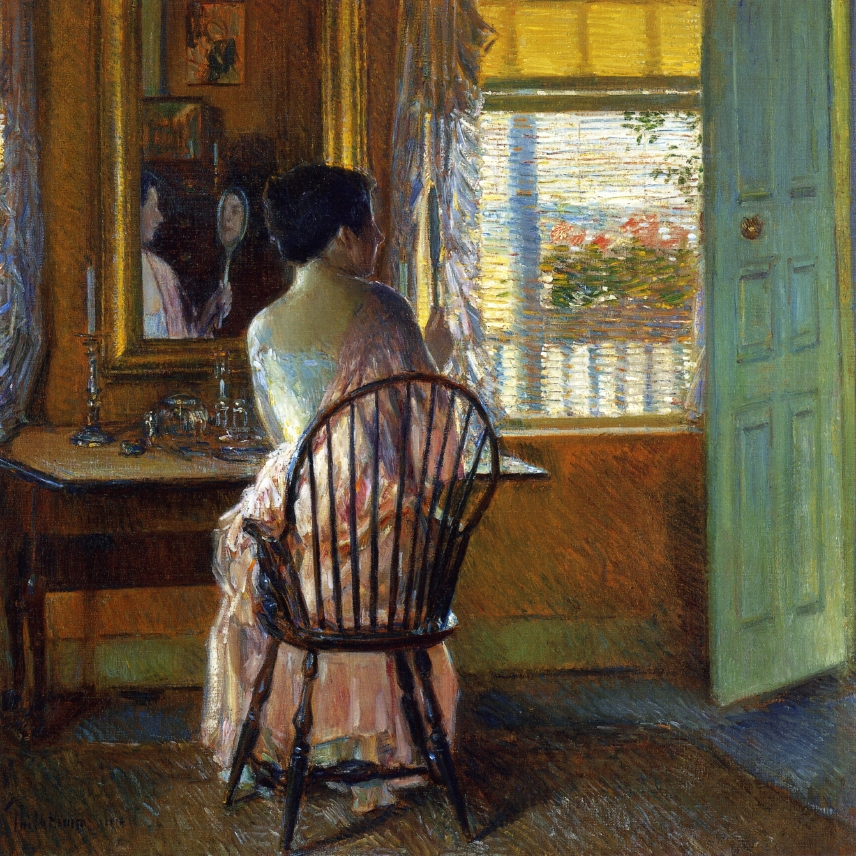 Morning Light by Frederick Childe Hassam - 1914
