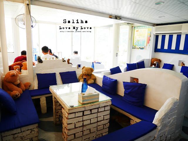 宜蘭蘇澳南方澳情人灣咖啡下午茶餐廳地中海casa (1)
