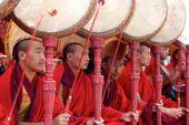 Nepal, Lodge-Trekking, Everest-Basislager. Kloster Tengpoche. Foto: Archiv Härter.