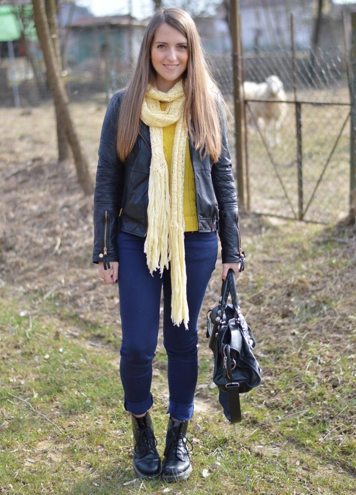 yellow, spring, wildflower girl, outfit, balenciaga (5)