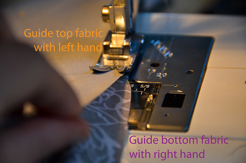 Step 11 - Sew Together