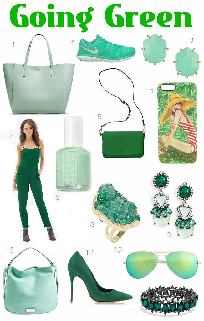 Going Green | Shopping | #LivingAfterMidnite