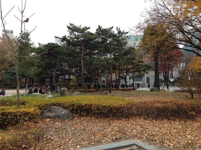 Tapgol Park, alt view