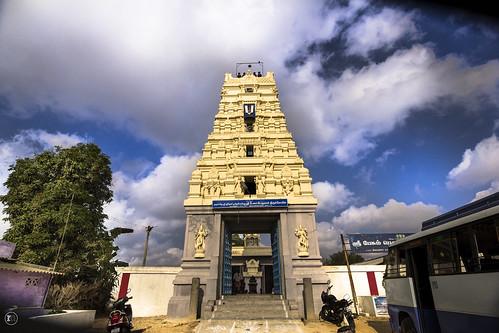 Koolamanthal-Pesumperumal Temple