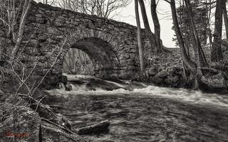 Naude bridge, Asdal - Arendal