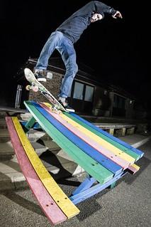 Nick Aston-Blunt Powerslide