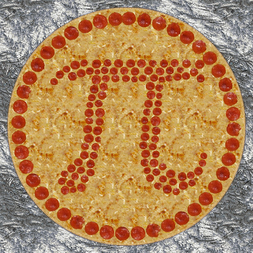 Pepperoni Pizza Pi