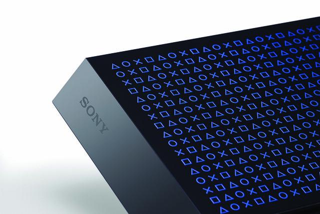 PS4 PS Symbols Faceplate