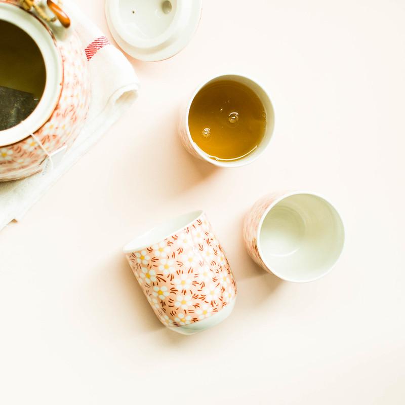 Tea Ritual.