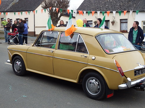 St Patrick's Day Parade, Coolgreany