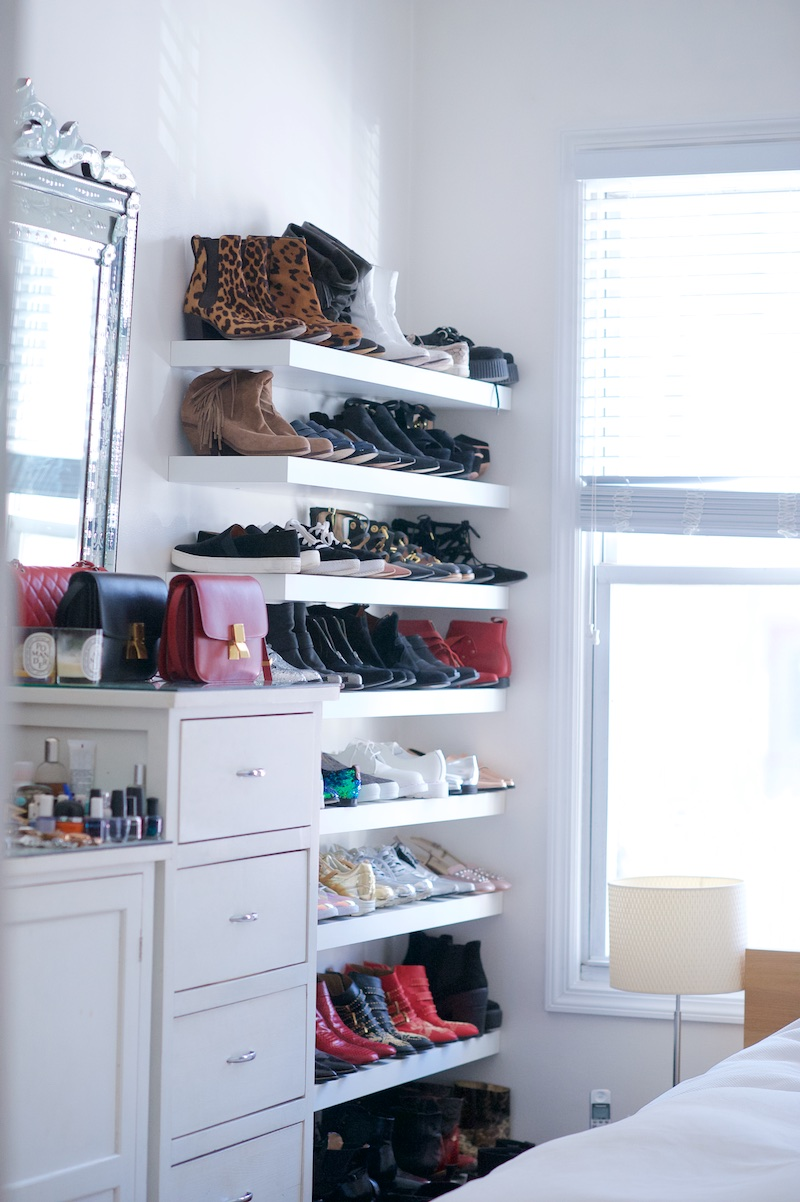 Our small living space where did u get that Living room shoe storage ideas