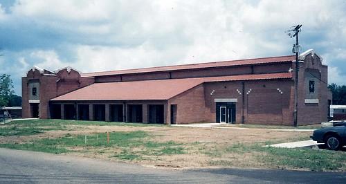 Williamson Food Service Facility July 1993