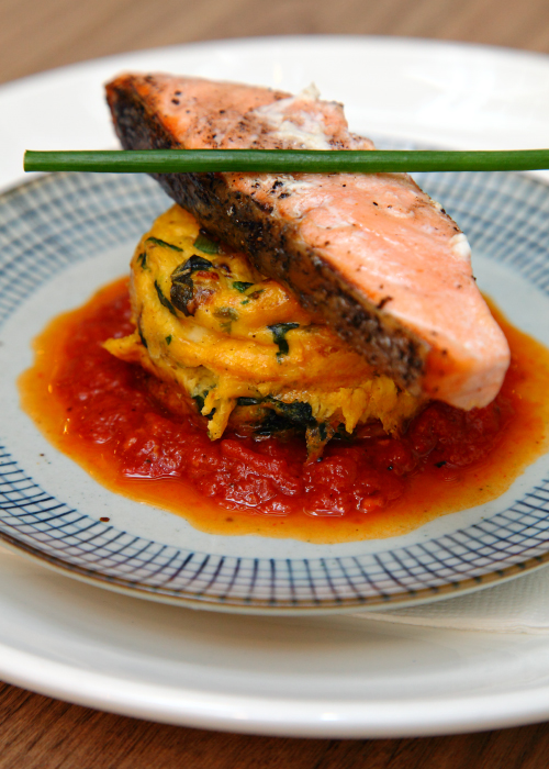 Wanderlust Frittata-with-Grilled-Salmon