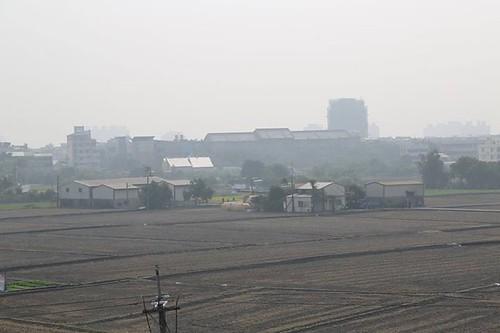 這是台中盆地最後一塊土地。圖片來源:台灣護樹團體聯盟