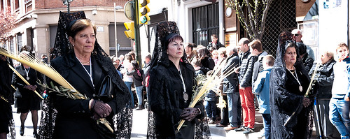 Semana Santa Zaragoza 2015 - Holy Week Spain - Street Photo
