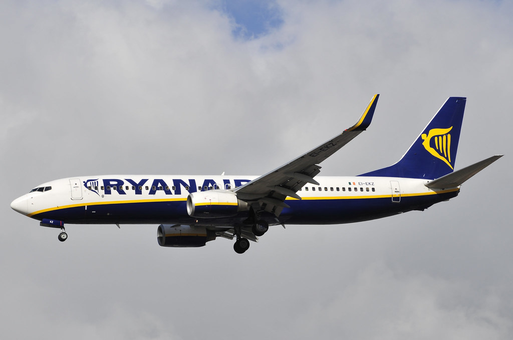 EI-EKZ - B738 - Ryanair