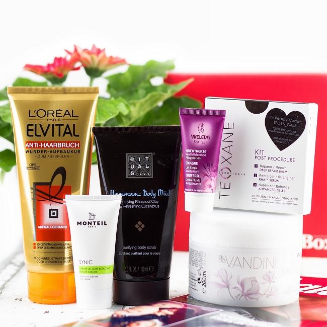 Instagram, Monatsrückblick März, Gala Beauty Box März 2015