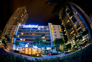 Collins Avenue, Miami Beach, Fl | Roland Krinner