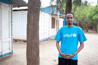 Adawe Warsame is a Health & Nutrition Officer with UNICEF.
