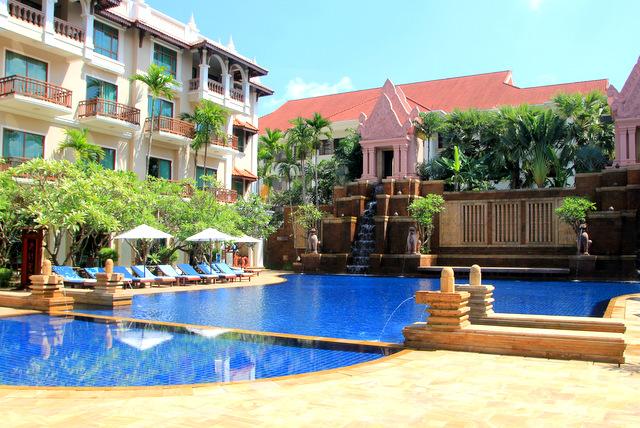 Sokha Angkor Resort Siem Reap Pool