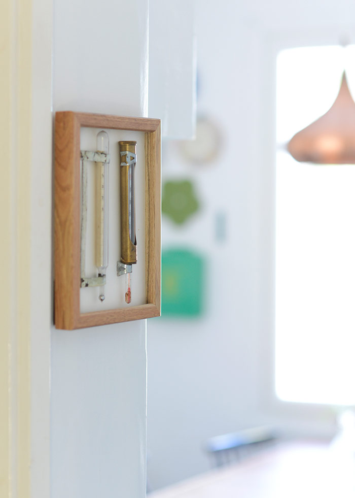 Thermometer Art