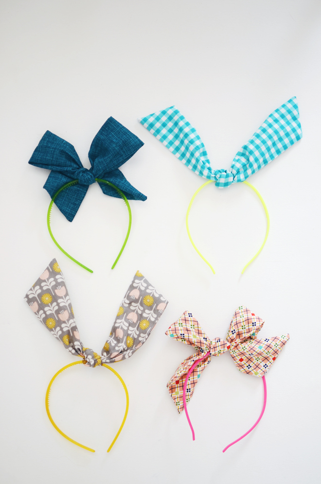 bendable bow headband
