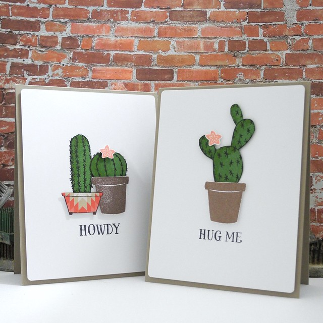 Howdy and Hug Me #bazzillbasics #cardshoppe #smoothies