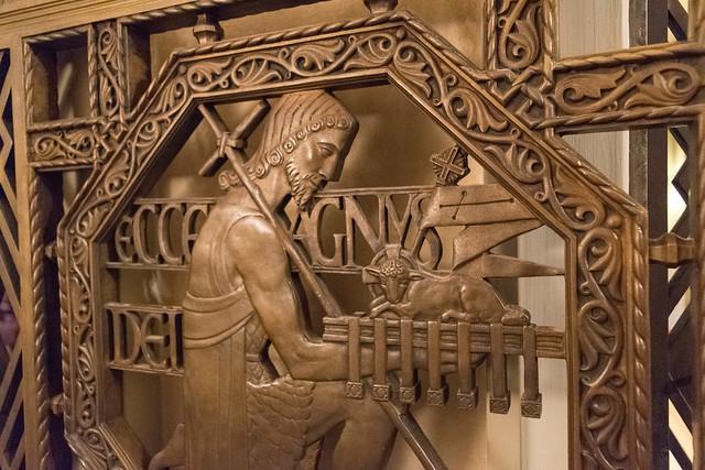 Baptistry | St Bartholomew, New York