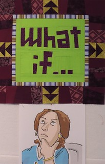 First idea for Quilt #2