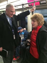 MBTA Red Line, Interim GM DePaola, Secretary Pollack