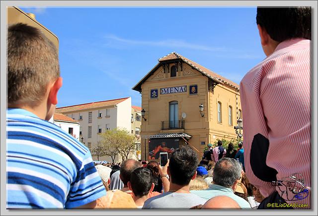7 Semana Santa en Málaga. Cristo de Mena y Legionarios