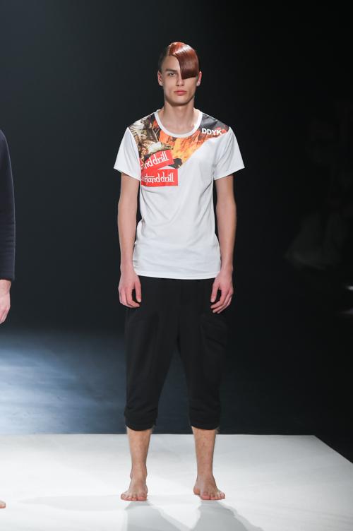 FW15 Tokyo yoshio kubo017_Marc Schulze(Fashion Press)