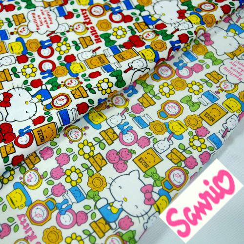 時鐘kitty 三麗鷗 凱蒂貓 CA2100009