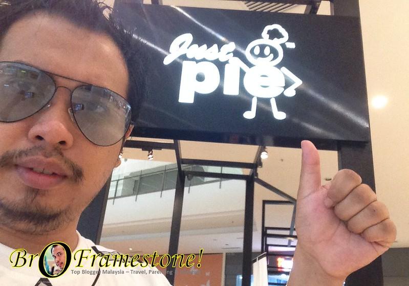 Just Pie IOI City Mall Putrajaya