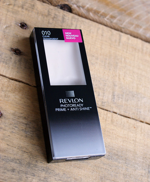 Revlon Photoready Prime + Anti Shine review