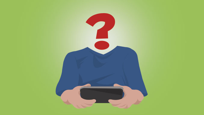 Who Is Behind That Mobile Gaming Support Ticket?