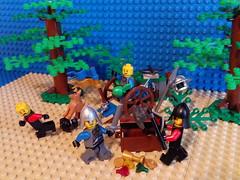 "My personal version of ""LEGO Ambush"""