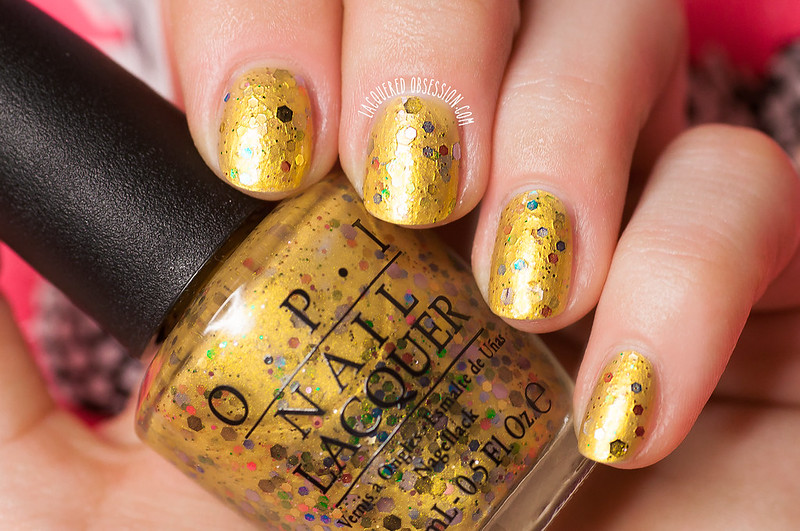 OPI - Pineapples Have Peelings Too