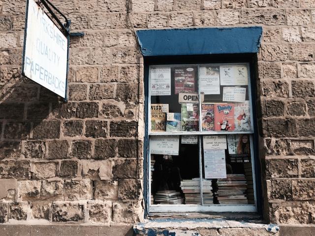 pickering bookshop