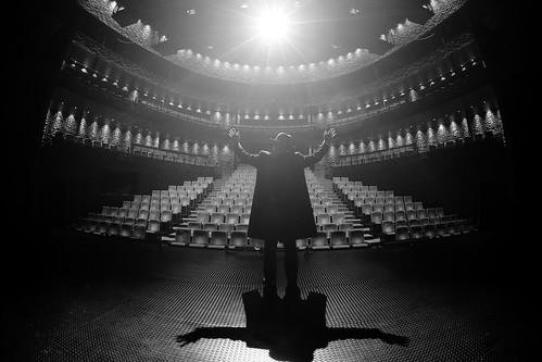 『メフィストと呼ばれた男』写真:日置真光