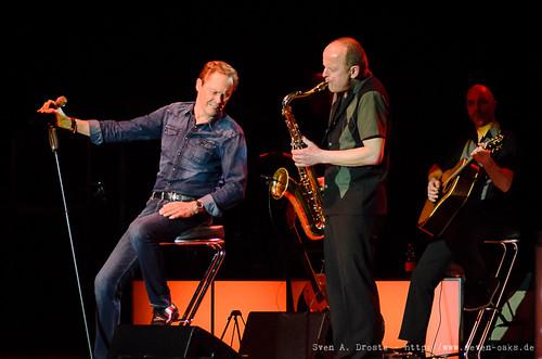 Peter Kraus, Klaus Bernatzki & Guido Hendrichs / Peter Kraus & Band (SAD_20150320_NKN9565)