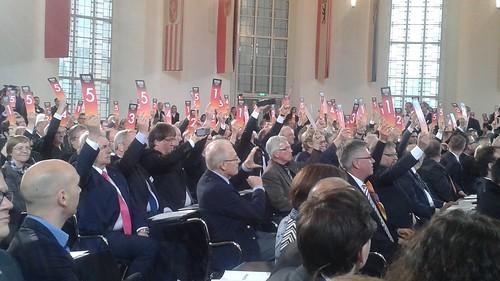 DOSB Mitgliederversammlung im März 2015