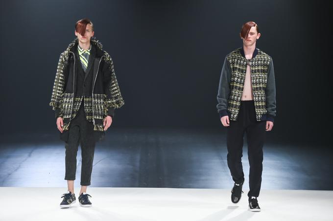 Robbie McKinnon3062_FW15 Tokyo yoshio kubo_Art Gurianov(Fashion Press)