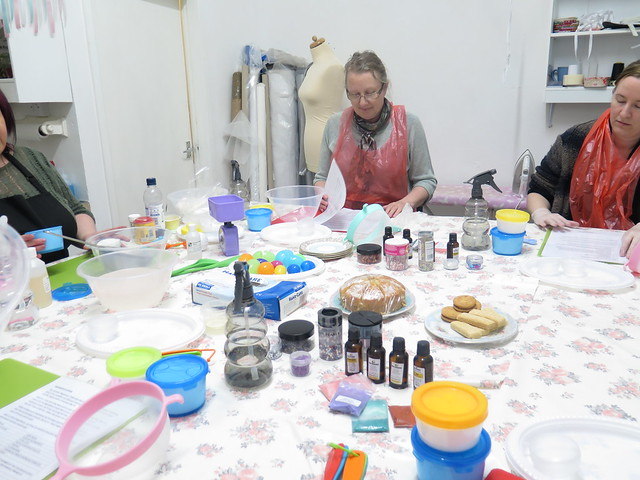 Bath Bomb workshop Leeds