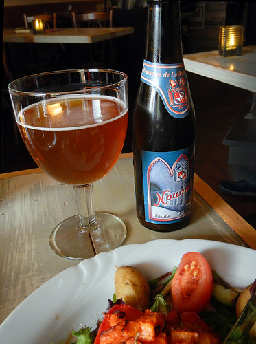 Food & Beer Combo in Delft, Holland