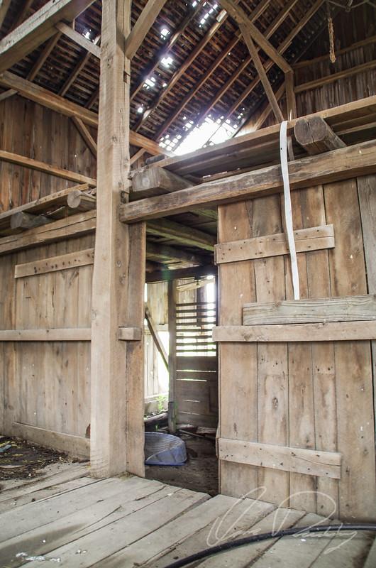 1899 Barn Interior