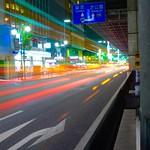 Traffic in Roppongi
