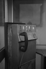 Phoning home - Photo of Lamouilly