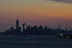 Morning in New York